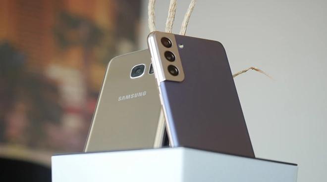 Sau 5 năm, cách mạng nhiếp ảnh từ Galaxy S7 Edge đến Galaxy S21+ thay đổi thế nào? - 1