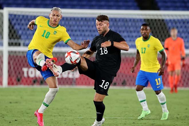 Nhận định bóng đá Olympic Brazil - Bờ Biển Ngà: Nhà ĐKVĐ thị uy, mơ giành vé tứ kết - 1
