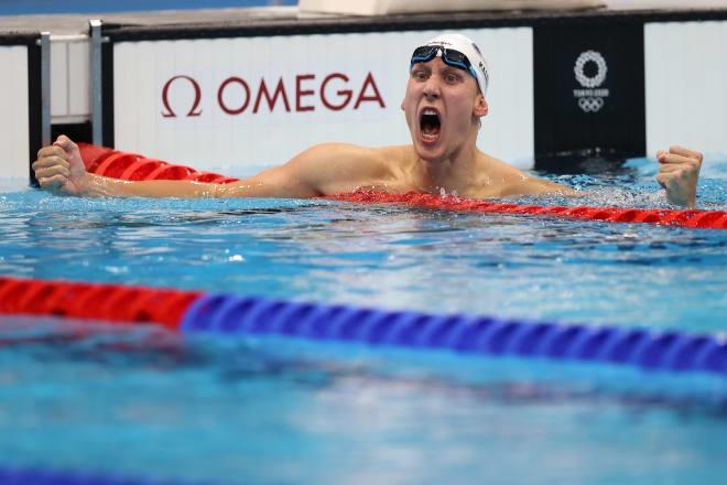 """""""Nghẹt thở"""" đua bảng xếp hạng huy chương Olympic: Trung Quốc, Nhật Bản, Mỹ rượt đuổi - 1"""
