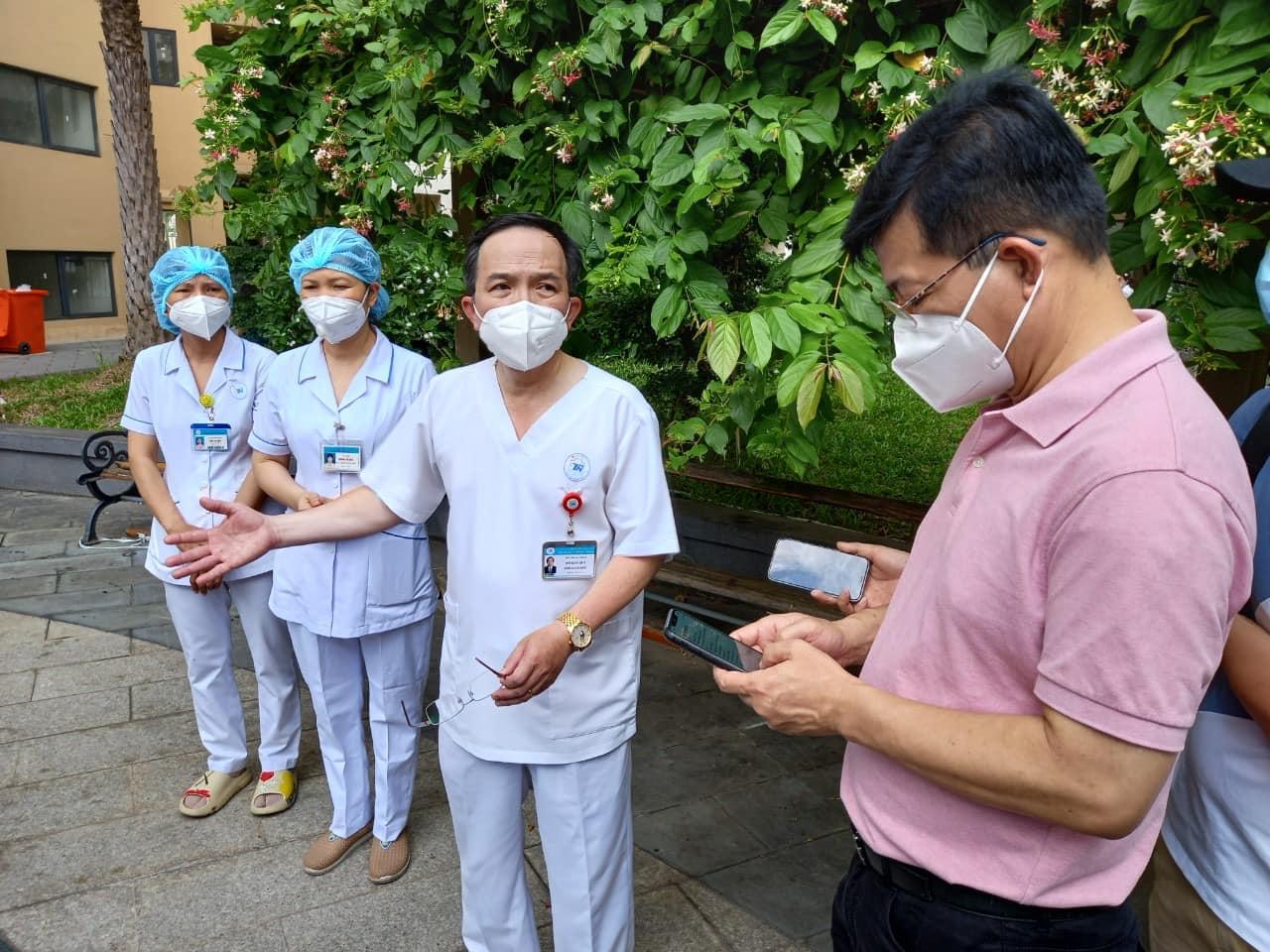 Đã có 730 bệnh nhân COVID-19 ở Bệnh viện Dã chiến số 8 được xuất viện - 1