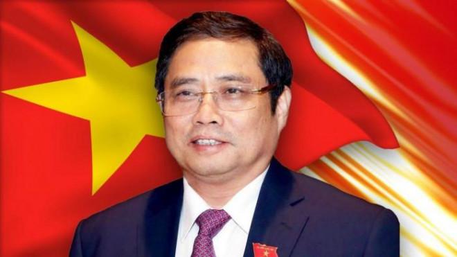 Ông Phạm Minh Chính tái đắc cử chức Thủ tướng Chính phủ - 1