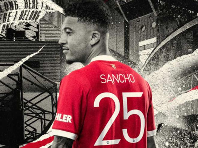 Tranh cãi MU có đúng khi không trao Sancho áo số 7 ngay từ đầu? - 1