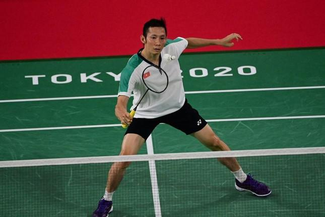 Olympic Tokyo: Nguyễn Tiến Minh đi vào lịch sử Việt Nam dù thất bại trước hạng 3 thế giới - 1