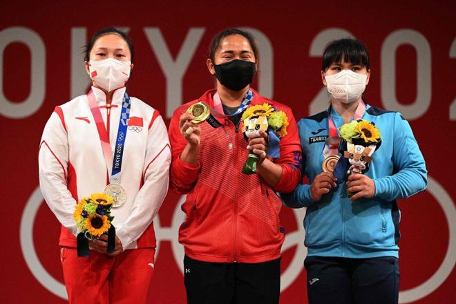 Ngạo nghễ Kosovo đua bảng xếp hạng huy chương Olympic, Trung Quốc hụt hơi thua Nhật - Mỹ - 1