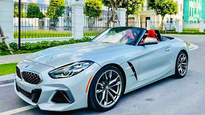 BMW Z4 thế hệ mới chạy lướt rao bán giá hơn 4,7 tỷ đồng - 1