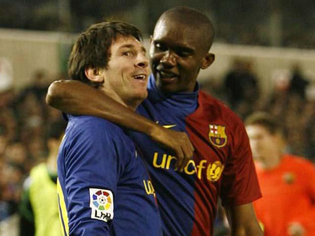 """Cựu SAO Barca thản nhiên """"hạ bệ"""" Messi, nói câu gây sốc cộng đồng mạng - 1"""