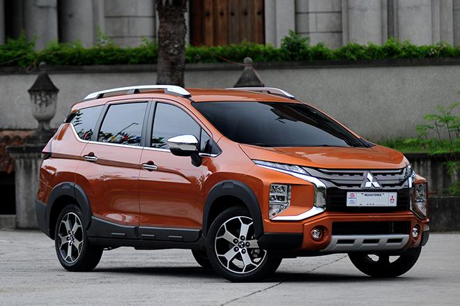 Giá xe Mitsubishi Xpander Cross lăn bánh tháng 7/2021, ưu đãi 50% LPTB - 1