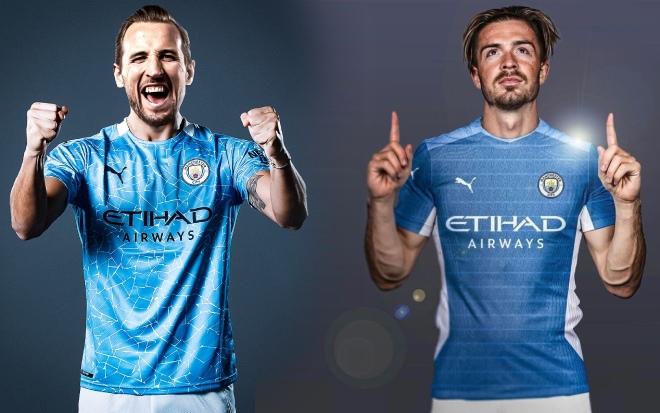 """Man City tất tay 225 triệu bảng, """"bom tấn kép"""" Kane - Grealish dễ nổ cuối tháng 8 - 1"""