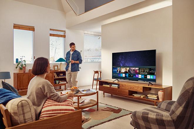 Người dùng ở nhà nhiều, TV 55 inch trên đà tăng trưởng mạnh - 1
