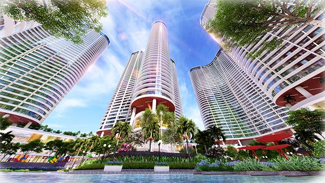 Thị trường BĐS nửa cuối 2021: Sunshine Group tung 15 nghìn sản phẩm, tổng giá trị hơn 300 nghìn tỷ - 1