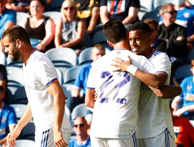 Video Rangers - Real Madrid: Thẻ đỏ tai hại, Ancelotti nhận cú sốc ngày ra mắt (Giao hữu) - 1