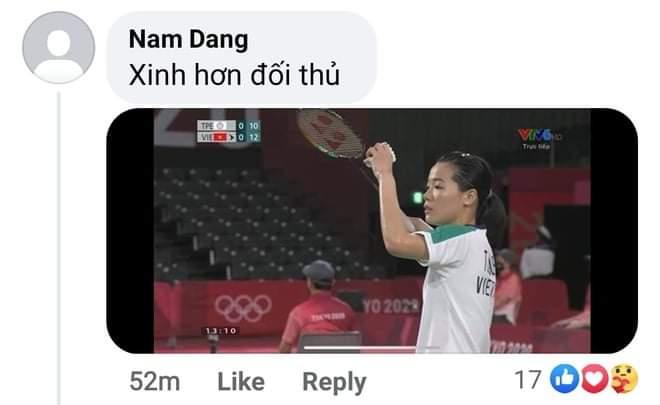 Tokyo Olympics 2020: Netizens call hotgirl badminton Nguyen Thuy Linh - 2