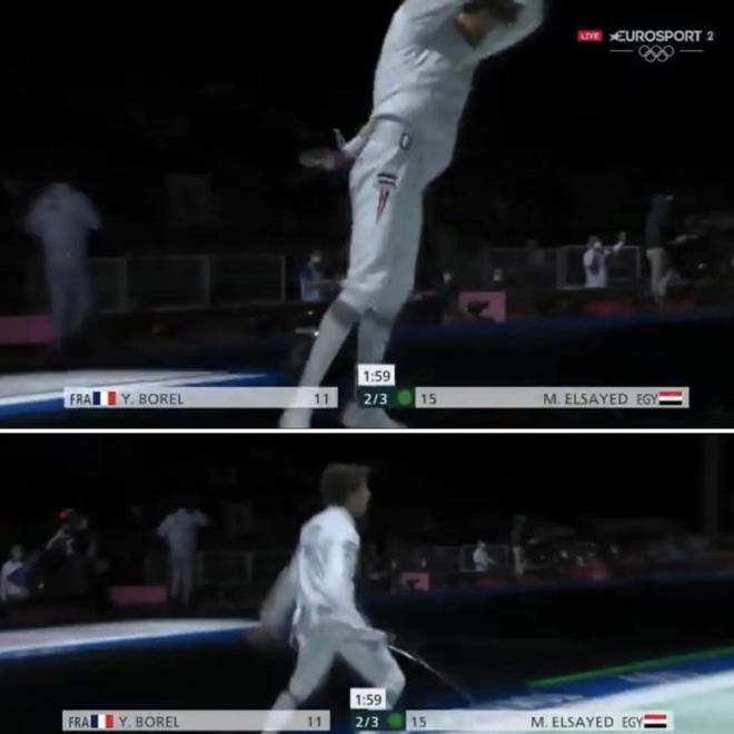 Tin mới nhất Olympic Tokyo 26/7: Kiếm thủ ăn mừng như Ronaldo tại Olympic - 1