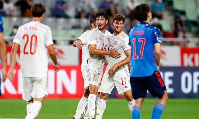 Nhận định bóng đá Olympic Tây Ban Nha – Argentina: Tất cả vì tấm vé tứ kết - 1