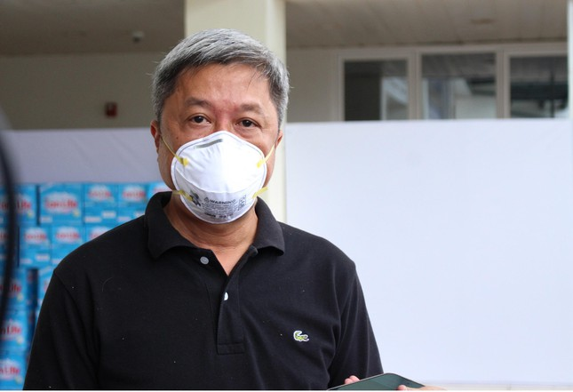 Hơn 2.000 người tình nguyện tham gia chống dịch sau lời kêu gọi của Thứ trưởng Bộ Y tế - 1