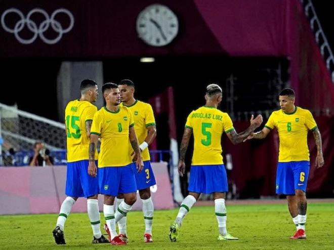 """Nhận định trận hot bóng đá Olympic: Đức quyết """"sinh tử"""", Brazil """"ngư ông đắc lợi"""" - 1"""