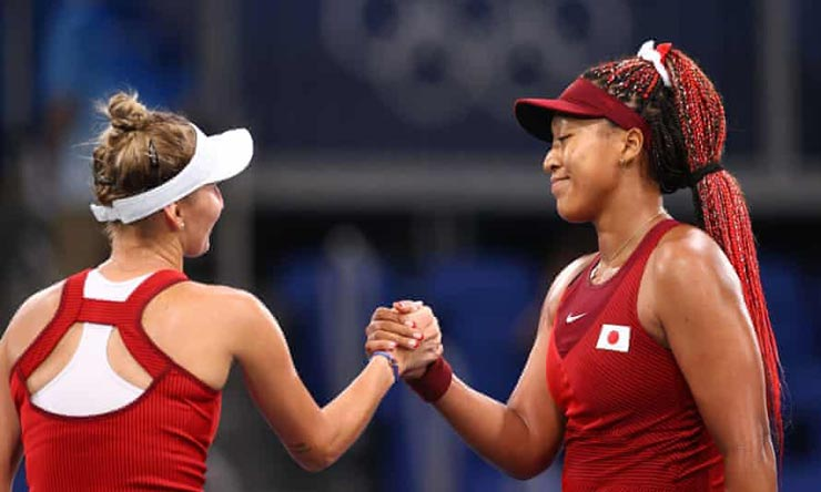 Tin mới nhất Olympic Tokyo 27/7: Naomi Osaka tiết lộ lý do bị loại sốc - 1