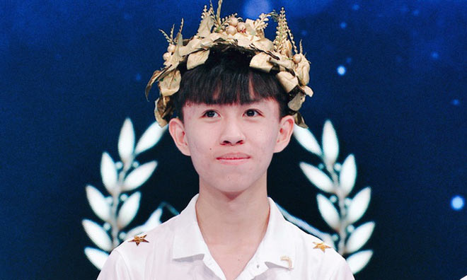 Chàng trai gây tiếc nuối nhất trận chung kết Olympia 2020 bất ngờ với điểm thi THPT Quốc gia - 1