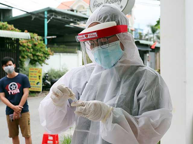 Đồng Nai ghi nhận thêm 216 ca dương tính với SARS-CoV-2 - 1