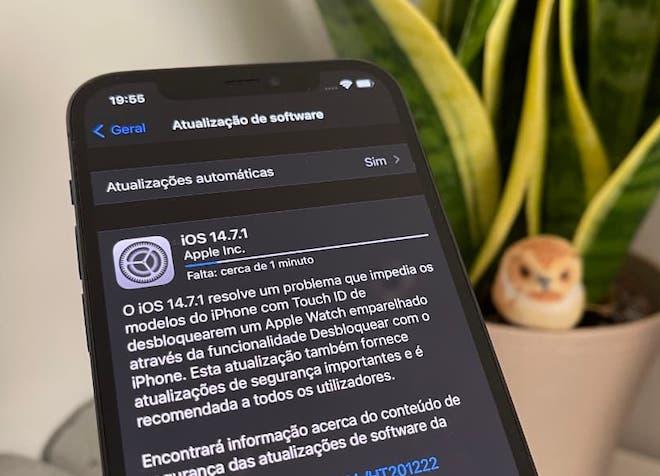 Apple khẩn cấp tung iOS 14.7.1: Người dùng iPhone phải cập nhật ngay! - 1