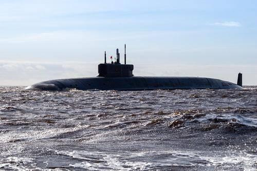 Avia.pro: Tàu ngầm bí mật Laika có thể phá hủy một nửa lãnh thổ Mỹ - 1