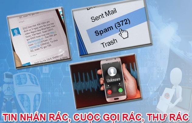 Bộ TT&TT hướng dẫn chống tin nhắn rác, cuộc gọi rác - 1