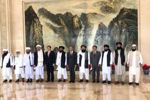 Gặp lãnh đạo Taliban, Ngoại trưởng Trung Quốc nói gì? - 1