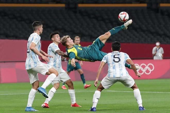 Kịch bản sốc bóng đá Olympic: Pháp - Argentina - Đức nối đuôi nhau bị loại? - 1