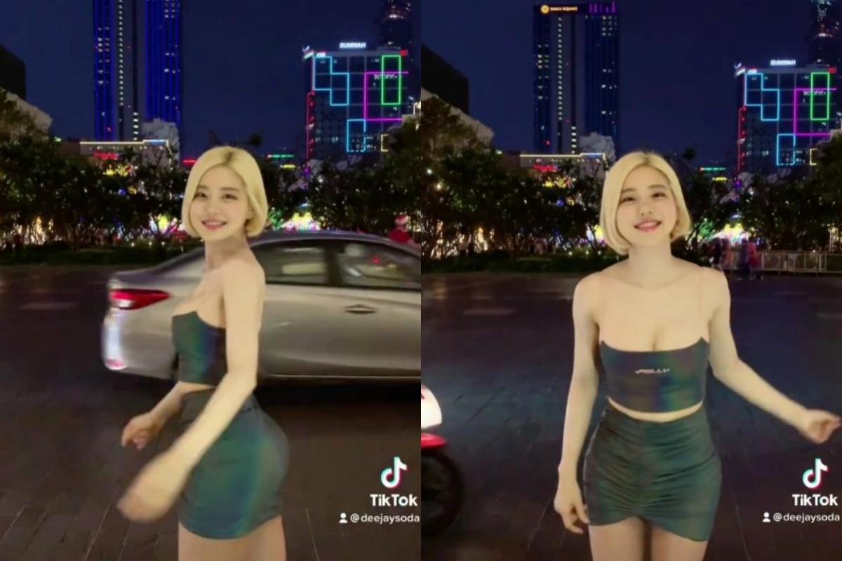 """Nhiều người đẹp Hàn Quốc sang Việt Nam du lịch chọn cách mặc đồ bỏ qua """"luật ngầm"""" - 1"""
