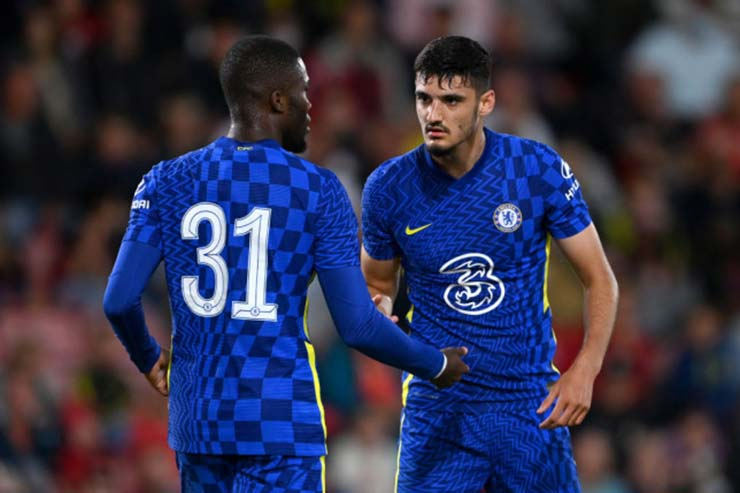Video Bournemouth - Chelsea: Bộ đôi sao trẻ lên tiếng, ngược dòng trong 4 phút - 1