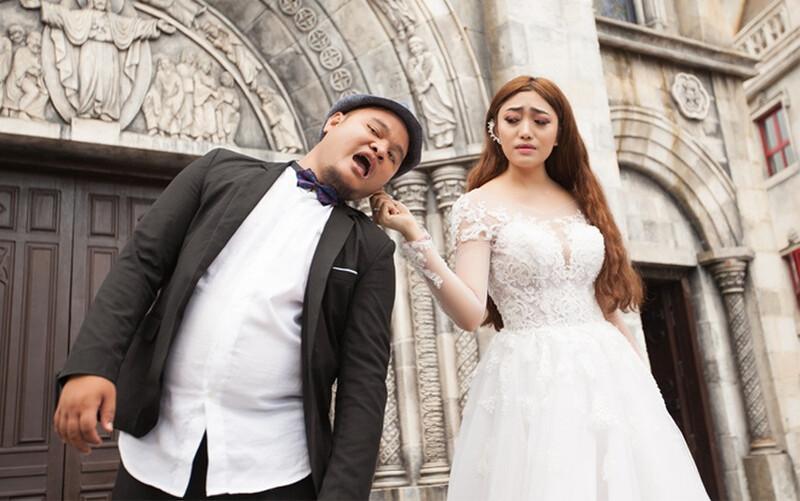 Diễn viên Vinh Râu (FAPtv) ly hôn vợ ca sĩ sau 6 năm chung sống - 1