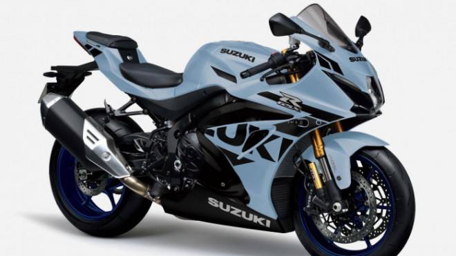 Siêu mô tô thể thao Suzuki GSX-R1000R 2021 thêm màu mới, giá 450,6 triệu - 1
