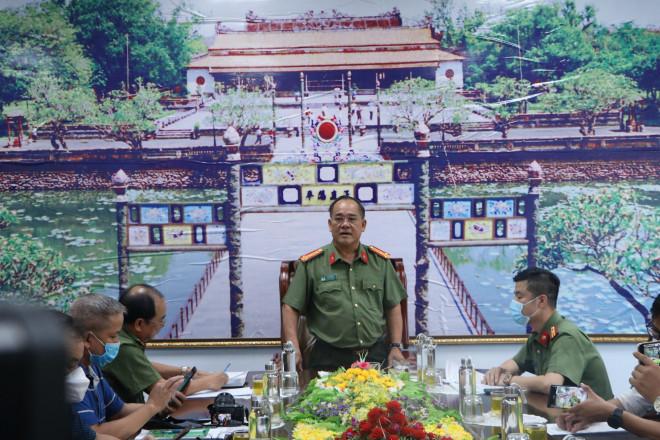 Làm rõ đối tượng chủ mưu vụ tham ô 5 tỉ đồng tại Cảng Hàng không quốc tế Phú Bài - 1