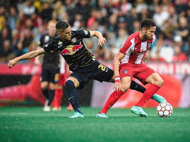 Video RB Salzburg - Atletico Madrid:Kinh hoàng 25 cú sút, ôm hận vì VAR - 1