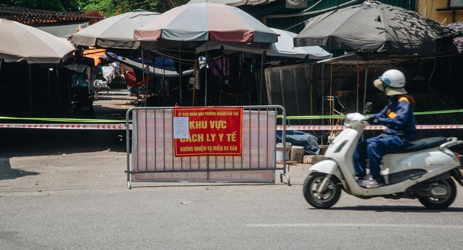 Hà Nội tìm người đến cây xăng cạnh chợ đầu mối Đền Lừ - 1