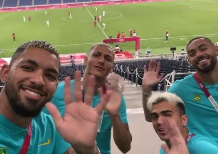 Tin mới nhất Olympic Tokyo 29/7: Olympic Brazil cười nhạo vì Argentina bị loại - 1