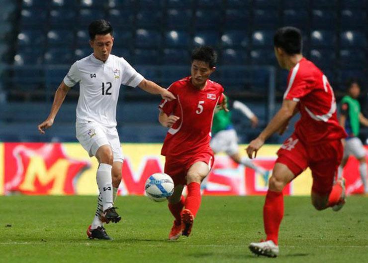 Triều Tiên bất ngờ bỏ giải U23 châu Á, Việt Nam ảnh hưởng thế nào? - 1