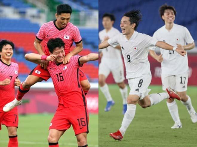 Olympic Nhật Bản, Hàn Quốc gây chấn động: Brazil, TBN coi chừng bị lật đổ - 1