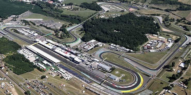 """Đua xe F1, Hungarian GP: """"Biến thể"""" của Monaco, khép lại nửa đầu mùa giải - 1"""