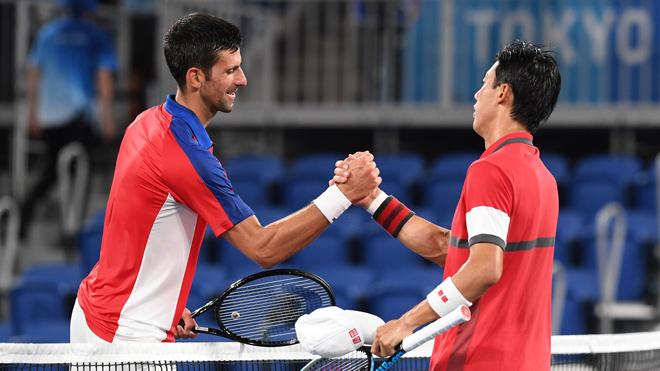 Tin mới nhất Olympic Tokyo 30/7: Nishikori tin Djokovic chắc chắn giành HCV - 1
