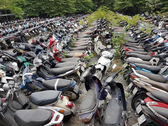 Tin tức 24h qua:Hà Nội dự kiến thu hồi xe máy cũ nát từ tháng 9/2021 - 1