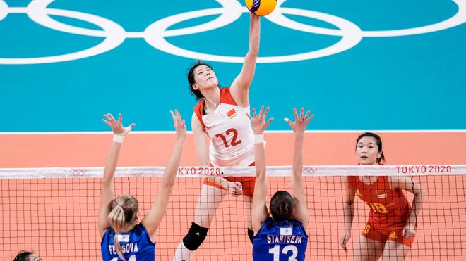 Tuyệt đỉnh bóng chuyền nữ: Trung Quốc thua Nga nghẹt thở, hẹp cửa đi tiếp ở Olympic - 1