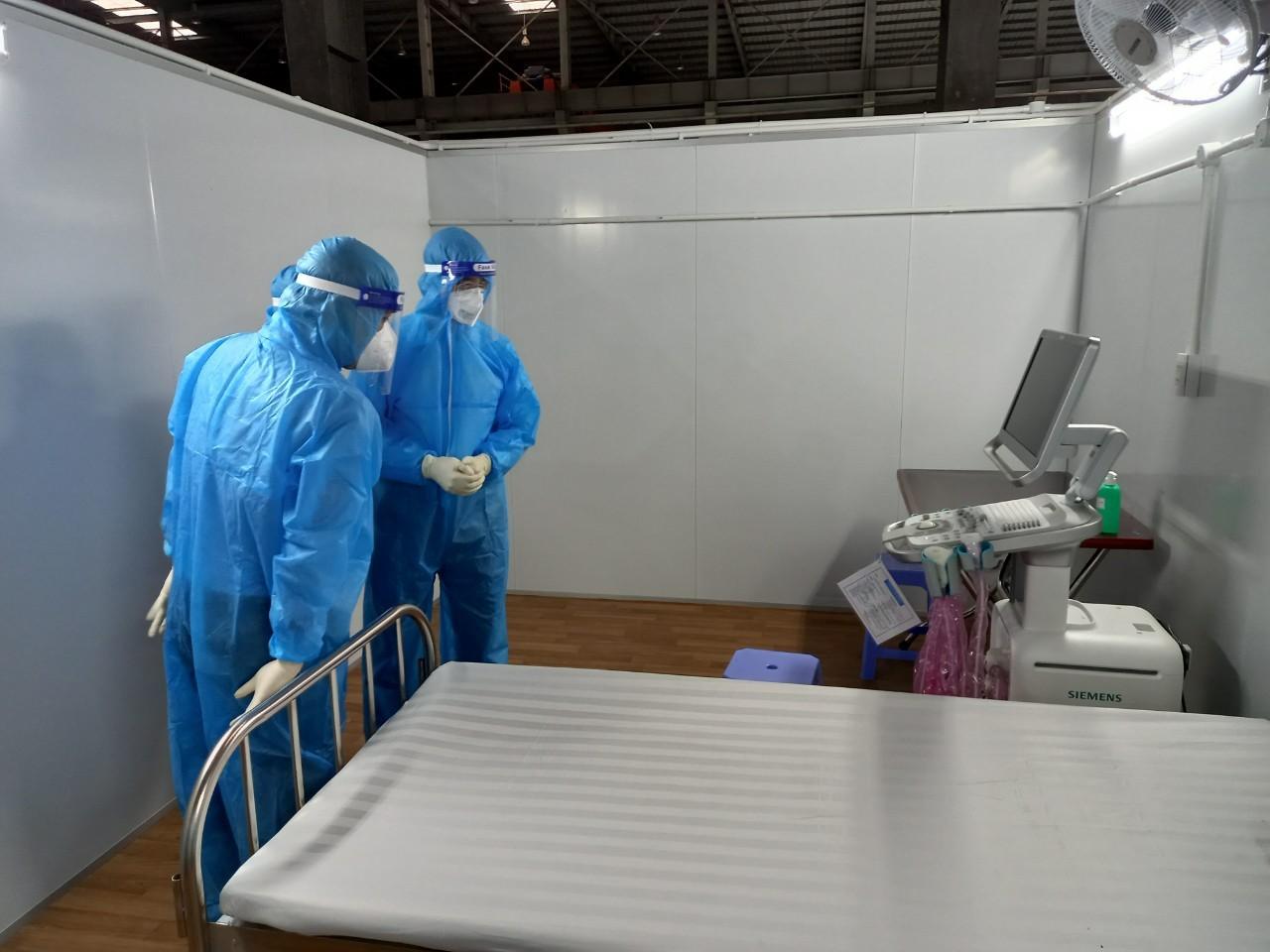 Bệnh viện Bạch Mai đảm trách chính Bệnh viện điều trị COVID-19 gần 3.000 giường ở TP.HCM - 1