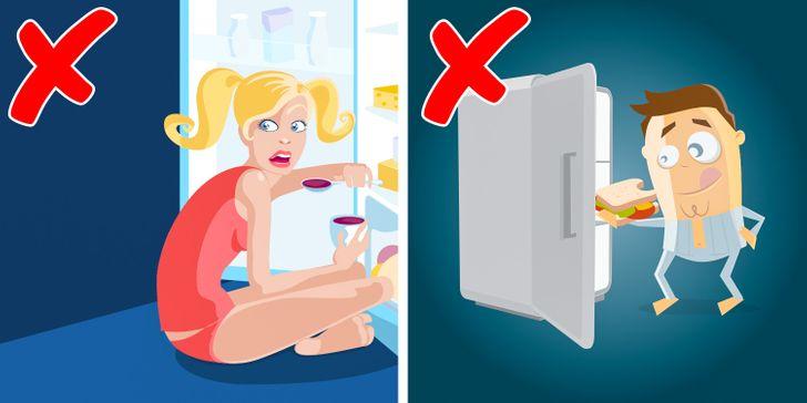 """Sai lầm nghiêm trọng khi ngủ khiến bạn mãi """"béo hoàn béo"""" - 1"""