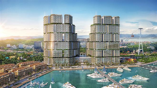 Đâu là hấp lực khiến tòa tháp mới Sun Marina Town trở thành điểm đến của giới thượng lưu - 1