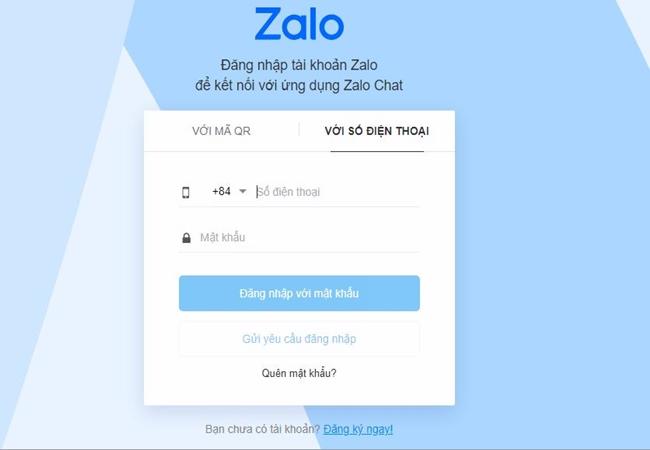 Cách lấy lại mật khẩu Zalo khi bị quên - 9
