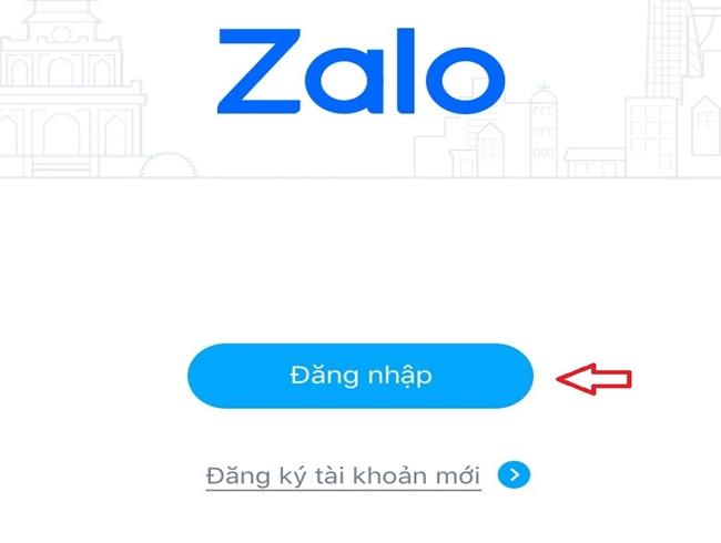 Cách lấy lại mật khẩu Zalo khi bị quên - 1