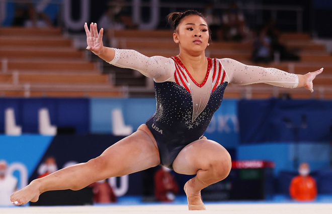 Cô gái H'Mông giành HCV Olympic: Người đẹp làm rung chuyển thể thao Mỹ - 1