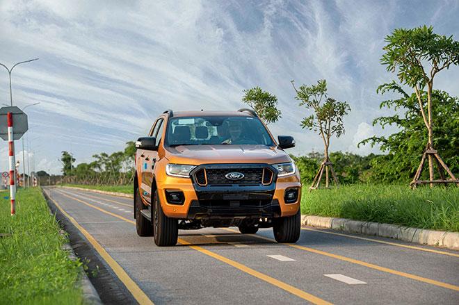 10 điều nên biết về quá trình thử nghiệm chất lượng xe Ford Ranger - 1