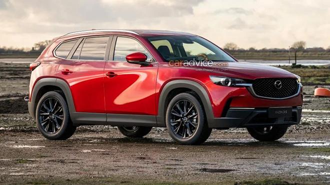 Mazda phủ nhận tin đồn CX-5 thế hệ mới sẽ dùng dẫn động cầu sau - 1